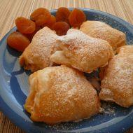 Šátečky s meruňkovým tvarohem recept