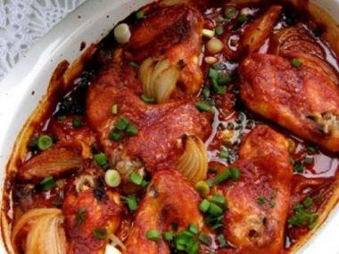 Recept Kuřecí křídla v kečupu