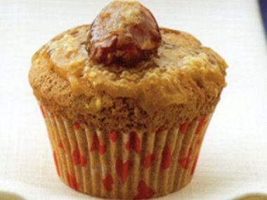 Cupcake Lepkavé datle