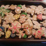 Vánoční nebo velikonoční perníčky recept