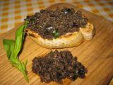 Tapenáda z černých oliv recept