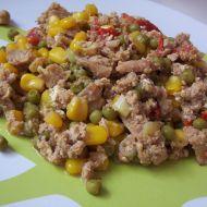 Zeleninové lečo se sójou recept
