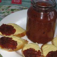 Jahodo-rybízový džem recept