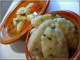 Polévkové rýžové noky recept