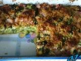 Zapečená brokolice recept