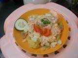 Oběd lehce a dietně recept