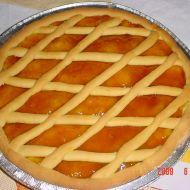 Koláč s meruňkovou marmeládou recept