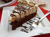 Čokoládový dort s vaječným likérem recept