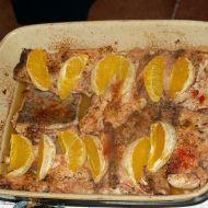 Kapr pečený po třeboňsku recept