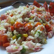 Šunkové rizoto recept