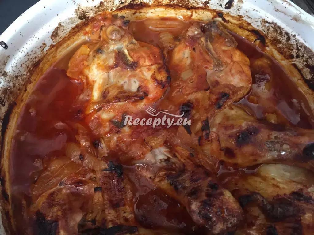 Pikantní kuřecí směs recept  drůbeží maso