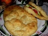 Indický Naan chléb recept