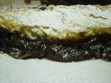 Sokolatopita  čoko koláč recept