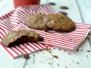Čokoládové sušenky podle Marthy Stewart