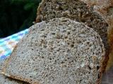 Celozrnný chléb recept