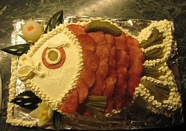 Slaný dort  KAPR recept
