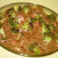 Celozrnné těstoviny zapečené s brokolicí recept