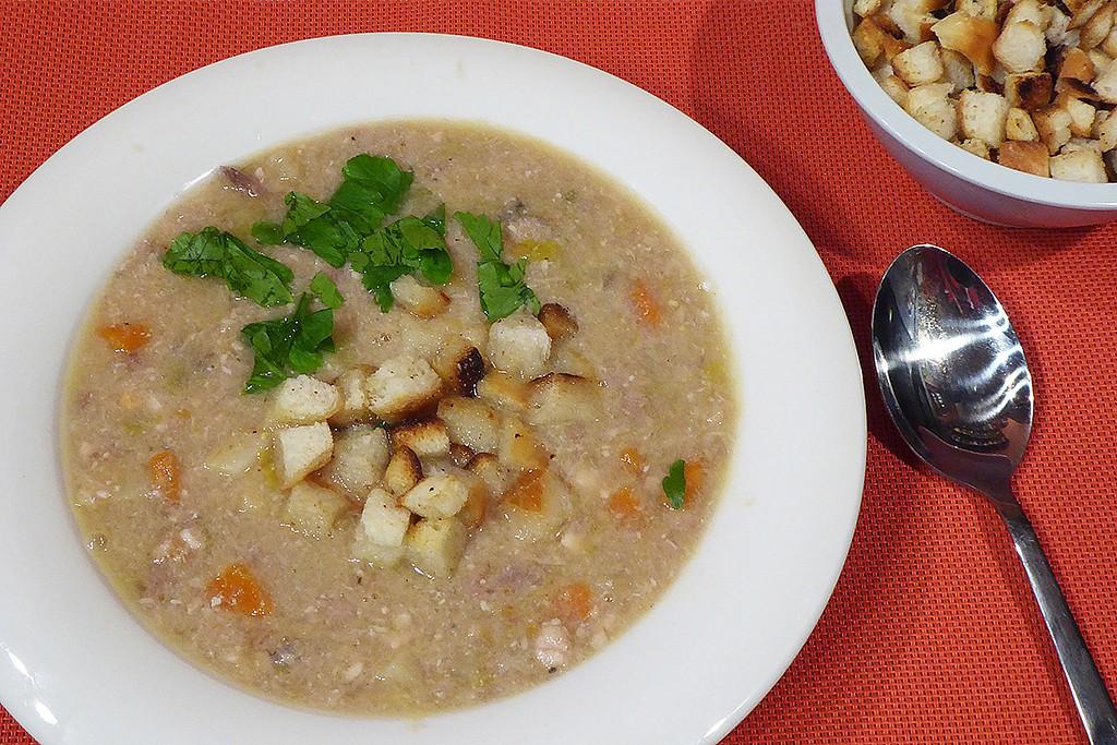 Vánoční rybí polévka z kapra a sumce recept
