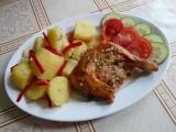 Kuře po španělsku s medem recept