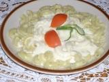 Kolínka s trojitým sýrem recept