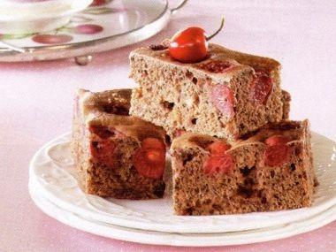 Fofr třešňový koláč