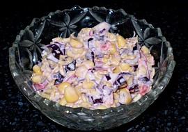 Vitamix  salát z naklíčené pšenice  vegan recept
