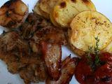 Grilované kuřecí ministeaky po lesnicku recept