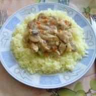 Kuřecí čína recept