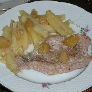 Vepřové maso s brambory a jablky recept