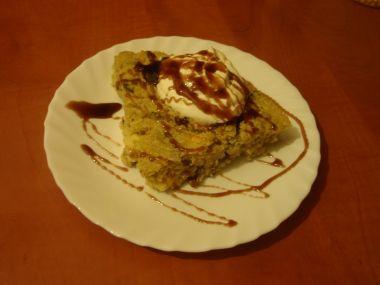 Jáhlový koláč