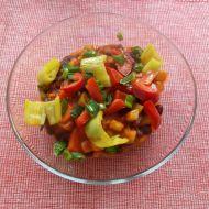 Fazolový kotlík se zeleninou recept