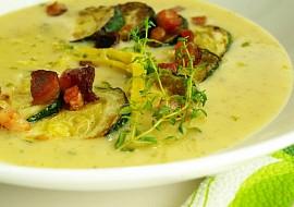 Cuketová polévka zase.... malinko jiná recept