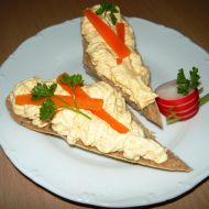 Pomazánka z celeru a mrkve recept
