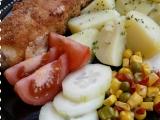 Smažené kuřecí špízy se sýrem recept