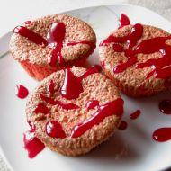 Jahodové muffiny recept