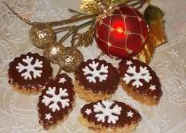 Ořechové dortíky recept