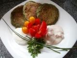 Špenátovo-sýrové lívanečky se dvěma dresinky recept  TopRecepty ...