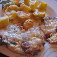 Sýrové kuřecí řízečky recept