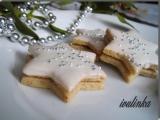 Mandlovo-skořicové hvězdičky recept