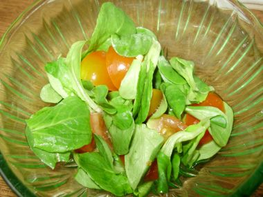Salát z polníčku