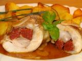 Kuřecí stehno Gyulai recept