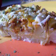 Zapékaná zelenina s balkánským sýrem recept