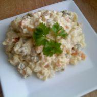 Výborný bramborový salát recept