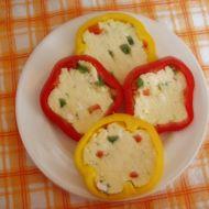 Plněná paprika recept