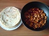 Tortelli s kuřecím masem recept