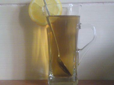 Čaj z květu černého bezu