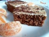 Mandarinkové řezy II. recept