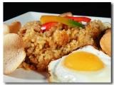 Smažená rýže Nasi Goreng recept