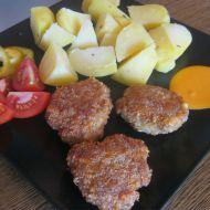 Masovo-sýrové karbanátky recept