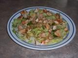 Asijský kuřecí salát recept